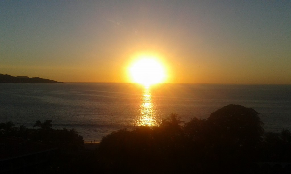 sunsetray